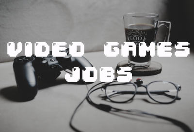 Games Jobs Round up -Programmers, Artists, Producers, Game Designers, Gamedevs 21/03