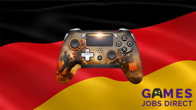 German Video Game Jobs - July 2019