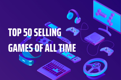 Top 50 selling games of all time