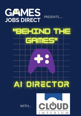 """Behind the Games"" - AI Director"