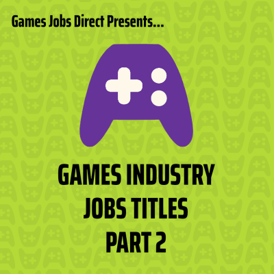 Industry Job Titles Part 2