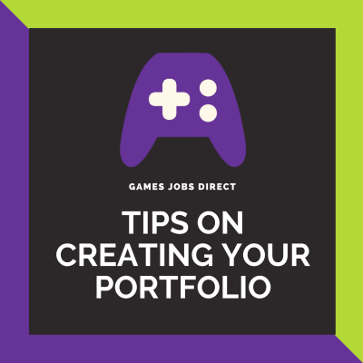 Tips to creating your portfolio