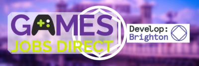 Games Jobs Direct at Develop:Brighton and the Game Dev Heroes Awards