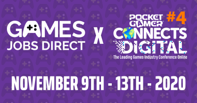 Register for the Pocket Gamer Connects Digital #4 Online Conference